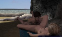 Beach Party Reunion from Pusooy - Blowjob