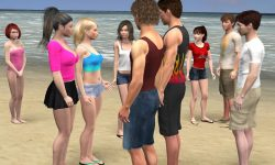 Pusooy Beach Party Reunion 0.30 beta Rus - Teen