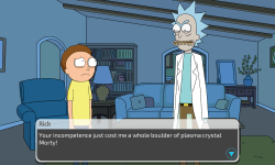 Ferdafs - Rick And Morty - A Way Back Home 2.5f] - Blackmail