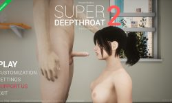 Super DeepThroat 2 - 0.1.0 by HnomerStudio - Simulator