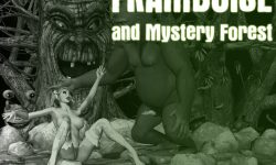 Pink Pencil – Framboise and Mystery Forest - Anal