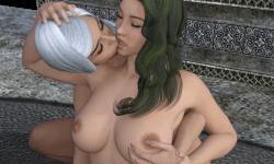 Axarin Kozyra Kristis Revenge - Interracial