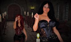 KeloGames - Angelica Origins [Version 0.2.2] (2017) (Eng) - Lesbian