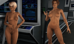 Dracis3D - Celeste Blake The Evindium Affair 0.85 - Lesbian