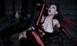 WhitePhantom - Fall of Ashenburg [Ver. 0.81 Fix] (2018) (Eng) - Lesbian