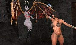Viktor Black - The Last Barbarian - Ver. 0.4.1 - Rape