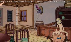 Bambook - Fuckerman: Beach Ver. 0.4 - Anal sex