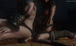 FWFS - Goddess of Trampling - V. 0.95 - Male domination