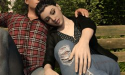 Perverteer - Sisterly Lust 1.0 Extra Scenes] (2019) (Eng) - Lesbian