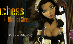 3DGSpot - Duchess of Blanca Sirena - Male protagonist