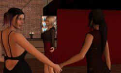 Vdategames - Virtual Date Girls: Betsy - Big breasts