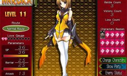 Alice Soft Beat Blades Haruka Ver.1.2.0b - Futanari