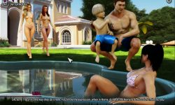 Lesson Of Passion – Erotic Date Margaret and Walter Ver 09 - Blowjob