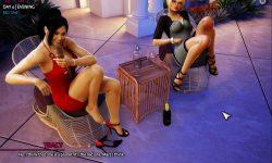 Lifeselector - Caprice Jane, Angel Rivas, Sasha Rose, Ferrara Gomez, Samantha Jolie, Alice Romain - My ex-wife's revenge - Lesbian