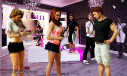 OUTCAST ACADEMY NAUGHTY GIRLS SIM – LESSON OF PASSION - Fantasy