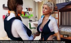 Lesson Of Passion - Erotic Date with Gina v..92 - Simulator