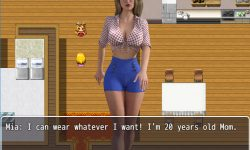 My Sister Mia - Ver. 0.8a by Inceton - Family sex