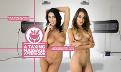 LifeSelector - Jenna Foxx,Nickey Hunstman - Nickey Hunstman's Biggest Fan - Lesbian