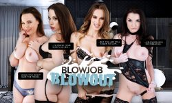LifeSelector - Katrina Jade, Alyssa Cole, Bobby Dylan - Step-Daddy's Rebellious Daughters - Blowjob