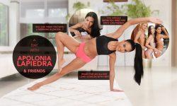 Lifeselector - Aaliyah Love - Having Fun - POV