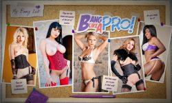 LifeSelector - Jillian Janson,Lena Paul - A day with Lena Paul and Jillian Janson - Big tits