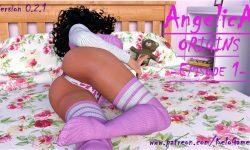 Angelica Origins Remake Ver. 0.4.0 + Walkthrough by Kelo Games - Lesbian
