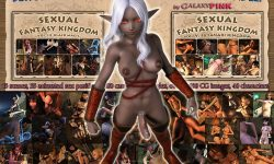 Sexual Fantasy Kingdom – Vampire Winter - Futanari