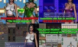 The Green Shadow Rachel - Combin Ation - Rpg
