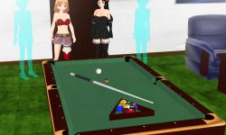 ShinX - N-Wrestle - Sexy Fighting RPG - Lesbian