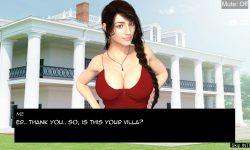 Harem Villa Exclusive for Patreon - Mind control