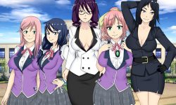 Vortex00 Umichan Maiko Classroom Havoc V.20 - Big tits