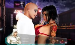 Chinsen – Nightclub XXX – V. 0.02a - Visual novel