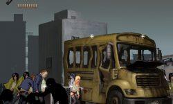 Pixel Factory Parasite in city - Monster