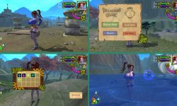 3D Game from Scorpion Princess Quest - Big breasts