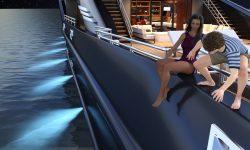 TheMoonPeach - Leisure Yacht - Ver. 0.1.0 - Lesbian