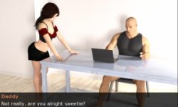 I love Daddy - 0.87+Walkthrough by flamecito - Family sex