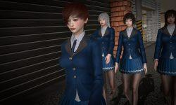 BlueCat - Ecchi Sensei - Day 3-4 - Harem