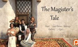 The Magister's Tale Chapter 1 Extra Content - Harem