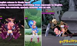Tiara Phantasia 1.0 by Pinkbanana-soft English - Monster