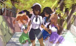 Onee-Sama Productions - Alphas Adventures - Lesbian