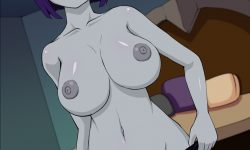 Seduction: A Night with Raven by Sexyverse Games - Blowjob