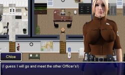 Keey - Officer Chloe: Operation Infiltration [Ver. 1.02] (2018) (Eng)