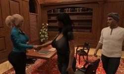 My Milky Tits Wife is Having an Affair - Netorare
