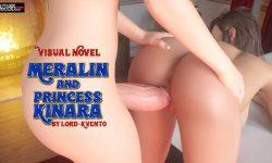 Affect3d - Meralin and Princess Kinara - Futanari