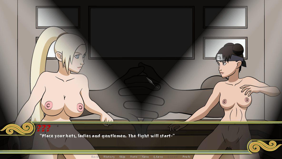 Game naruto xxx Naruto Hinata