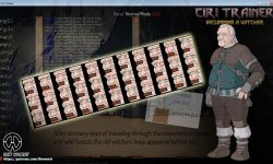 Theworst - Ciri Trainer Tech Demo - Male Protagonist
