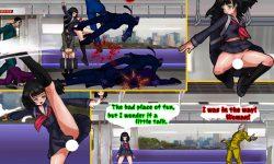 PinkGold - Undercover Girl No Pun JK Decoy Investigation Molester Hell Prison Train V..03 (jap) - Big tits