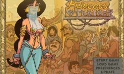 Akabur - Princess Trainer Gold Edition [v.2.03 Eng] (2018) (Eng) - Visual Novel