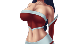 Jansu - Ionian Corps - Ver. 0.1701 - Female protagonist