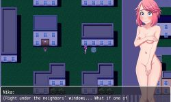Naked Adventure 0.3.3+0.3.4 Android by EraHunter - Sexual harassment